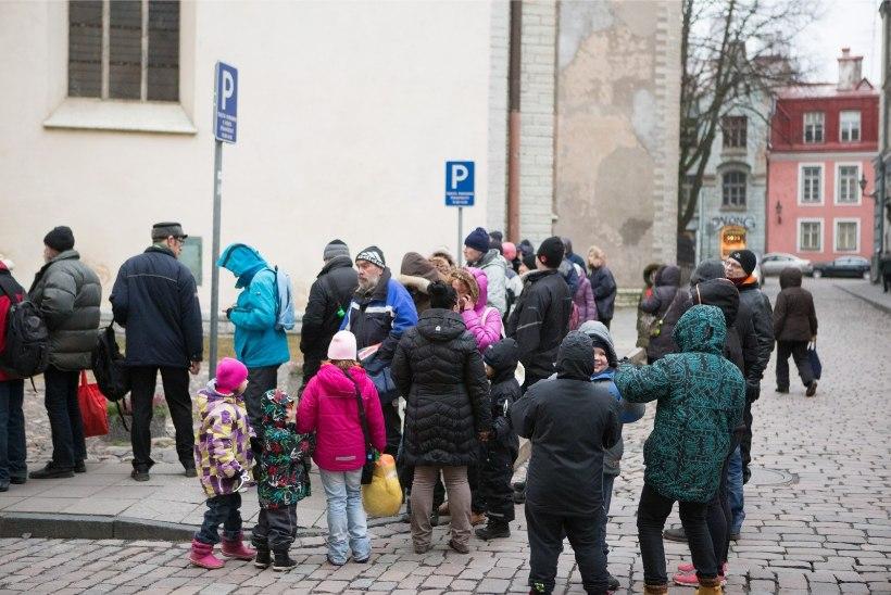 GALERII JA TV3 VIDEO | Kodutute jõulukontserdile Olevistes kogunes täiskirik