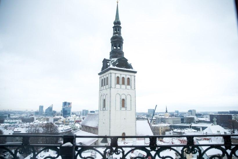 Valitsus otsustas korvata kirikutele okupatsioonikahjud, Niguliste kirik jääb riigile