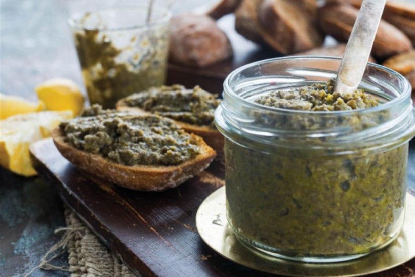 Tapenade ehk oliivimääre
