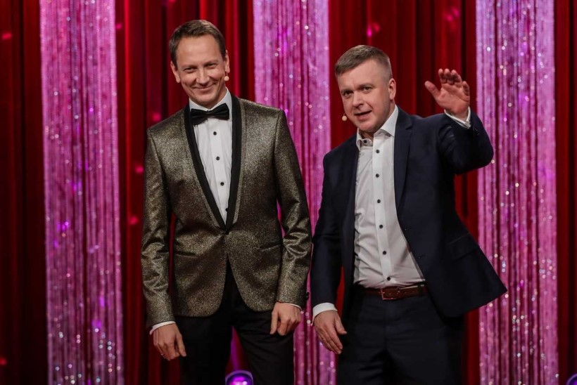 GALERII | Kanal 2 toob aasta viimasel õhtul teleekraanile staariderohke telepeo