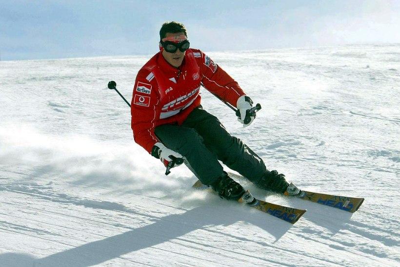 Michael Schumacher – maailma suurim saladus