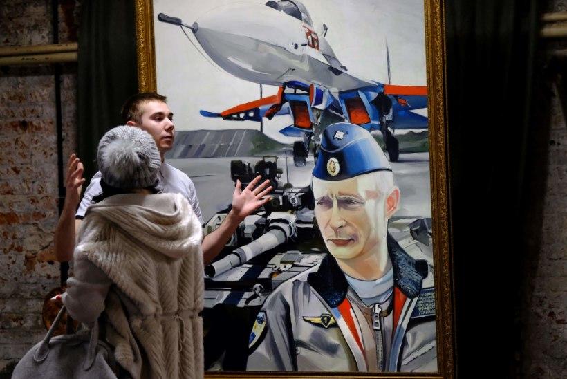 Venemaa pealinnas lööb laineid SUPERPUTIN