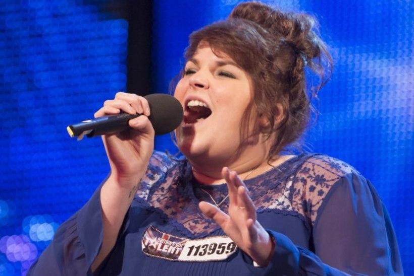 VAPUSTAV SAAVUTUS: trullakas lauljatar võttis 108 kilo alla!