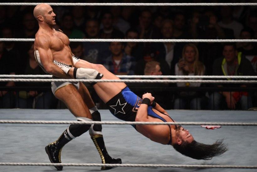 TOP 10 | Need olid parimad WWE maadlejad aastal 2017