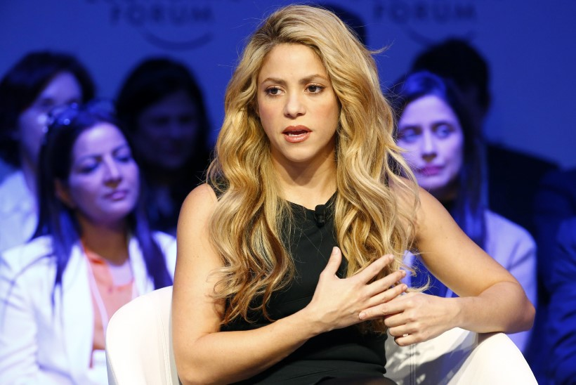 Shakira häälepael veritseb endiselt