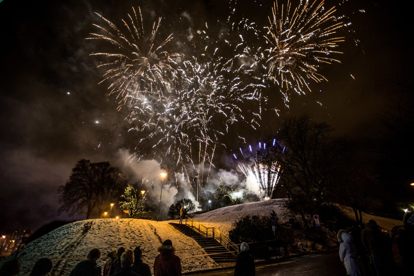 Eesti linnad teevad ilutulestikku 113 710 euro eest