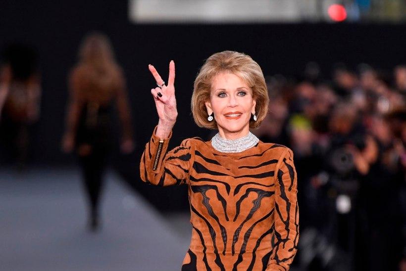 Jane Fonda ei uskunud, et ta 30aastasekski elab