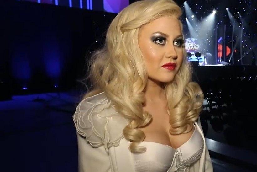 ÕL VIDEO | Elina Born näosaate finaali eel: nägime selle numbriga kõvasti vaeva ja tegime väga palju proove