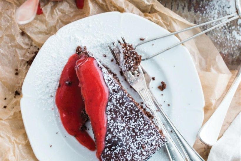 Luksuslik šokolaadikook