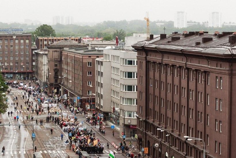 FOTOKROONIKA JUULI 2017: palju festivale ja homoparaad