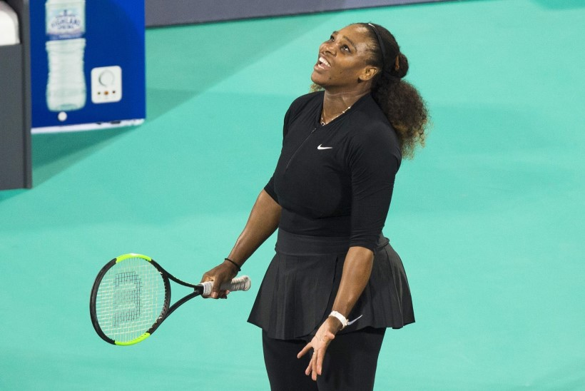 VIDEO | Neli kuud tagasi sünnitanud Serena Williams naasis tenniseväljakule