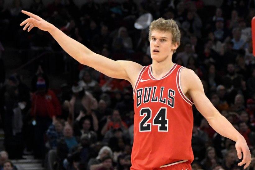 VIDEO | Soome imemees tegi NBA karjääri punktirekordi, Bullsi kummaliselt hea hoog jätkub
