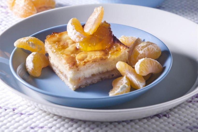 Apelsinimekiga kohupiimavorm saial
