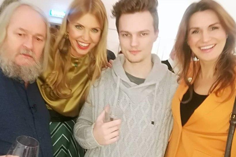 PILDID JA VIDEO | Juubilar Leonhard Lapini soovitus naistele: nautige head veini ja seksi!