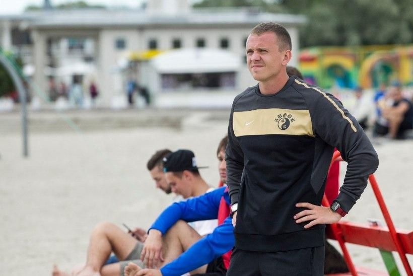 UUED TUULED! Rannajalgpallurite uueks peatreeneriks sai mees, kes on koondist esindanud nii murul kui liival