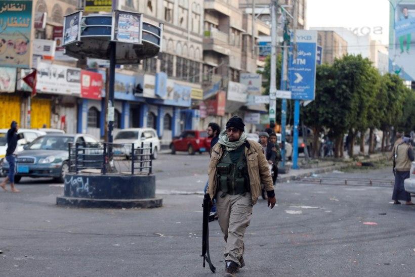 Jeemenis tapsid endised liitlased ekspresidendi