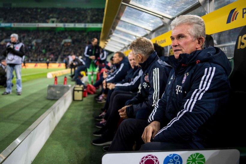 VEIDER! Saksamaa võimsaima klubi peatreener töötab ilma lepinguta