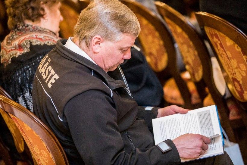 GALERII   Legendide paraad! Ilmus raamat, mis avab Eesti spordiajaloo tähtsa perioodi tagamaid