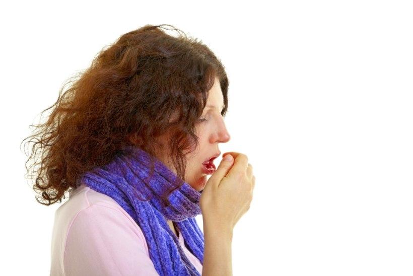 Viis tõsist haigust, millele võib viidata pikaleveninud köha