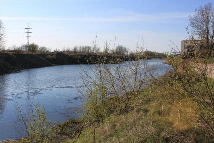 Eesti üks saastatuim veekogu puhastatakse reostusest