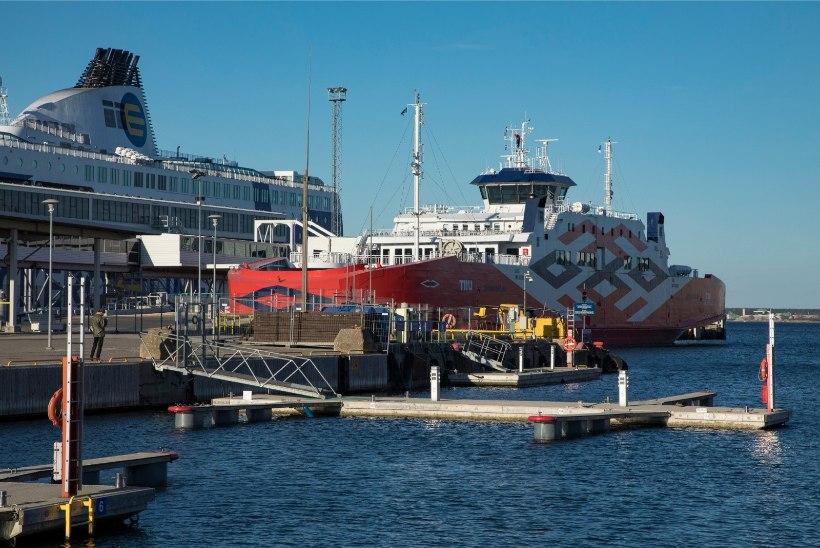 Tallinna Sadam emiteeris 105 miljoni euro eest võlakirju