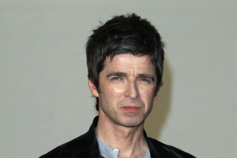 Oasise täht Noel Gallagher tõusis 10. korda albumiedetabeli tippu