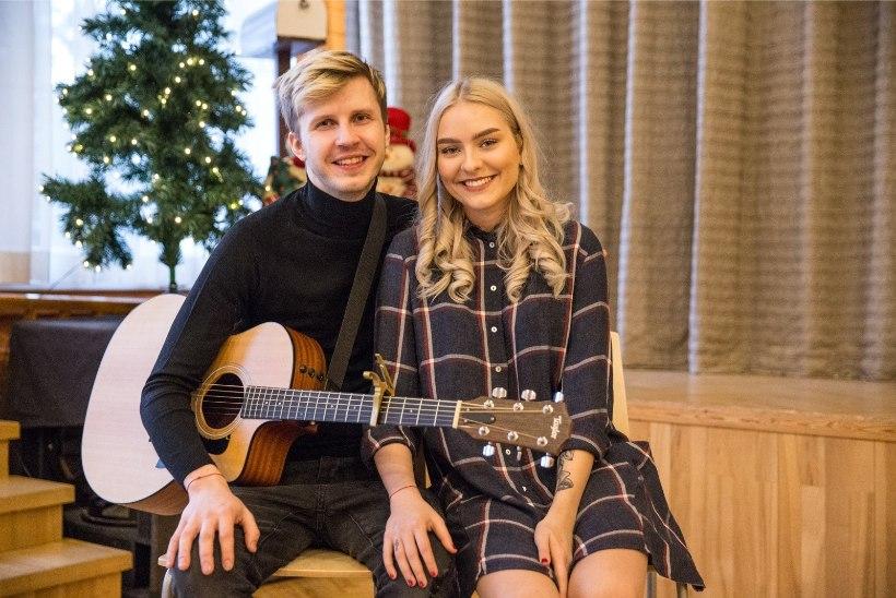 ÕL VIDEO | VIKTORIIN: kui hästi tunnevad teineteist peagi koos jõulutuurile suunduvad Ariadne ja Martti Hallik?