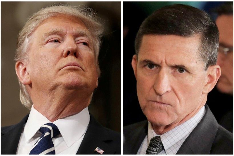 Kas Michael Flynni koostöö uurijatega ohustab president Trumpi?