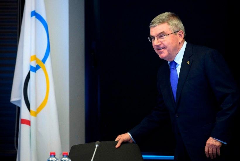 ROKi karm otsus: Venemaa koondis olümpial ei osale, sportlased võistlevad neutraalse lipu all