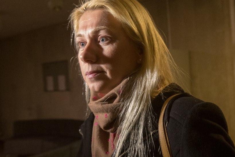 ROKi pressikonverentsil esitatud küsimus Kristina Šmigun-Vähi protsessi kohta jäi vastuseta