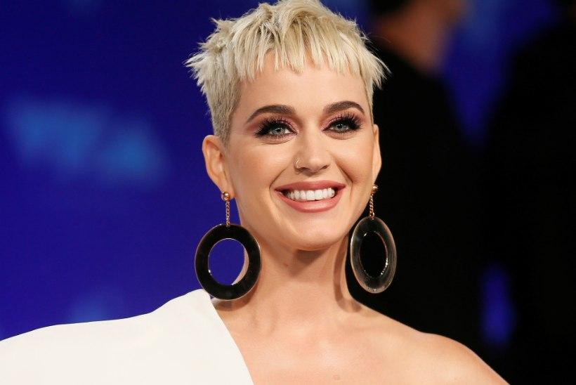 Katy Perry kloostridraama jõudis viimaks lõpule