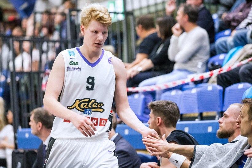 SAAGA LÕPPENUD: Matthias Tass lahkus Kalev/Cramost