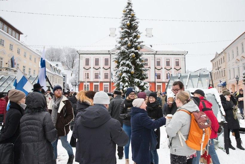 ÕL VIDEO JA FOTOD | Tartu linnapea: Soomet ja Eestit mujal maailmas kadestatakse
