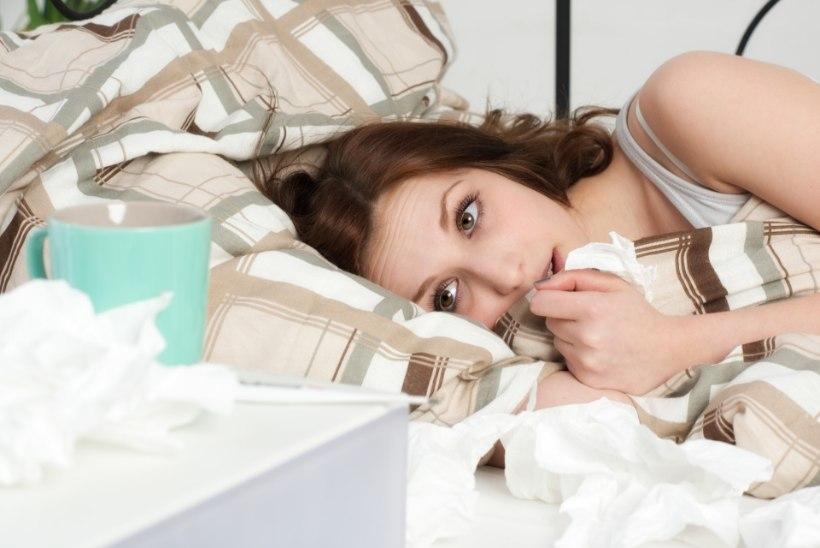 Kuidas end gripi korral tohterdada?
