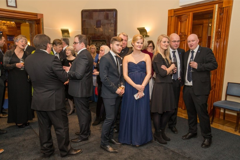 GALERII | Soome suursaatkond korraldas Eesti sõpradele vastuvõtu