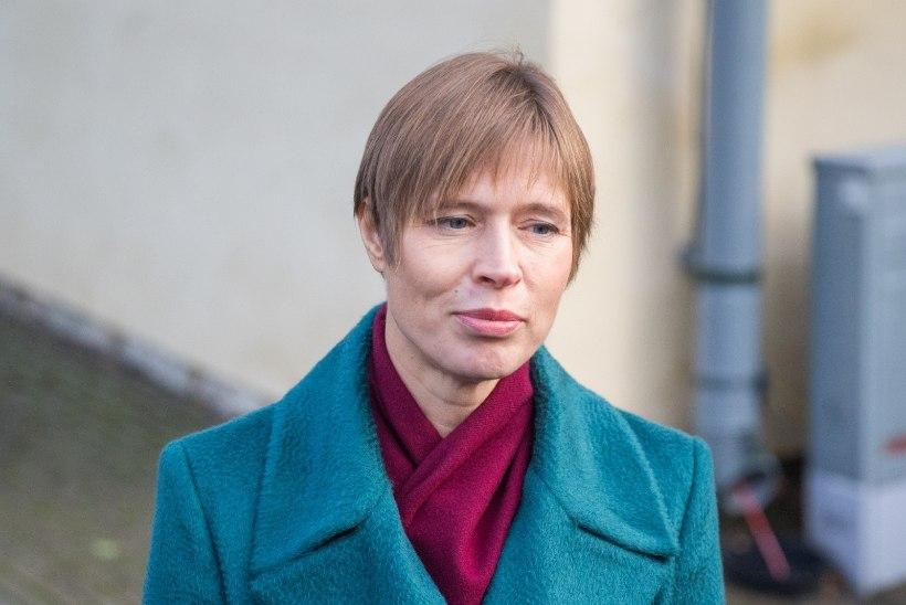 PUHTAS SOOME KEELES: president Kaljulaid edastas põhjanaabritele sünnipäevaõnnitlused