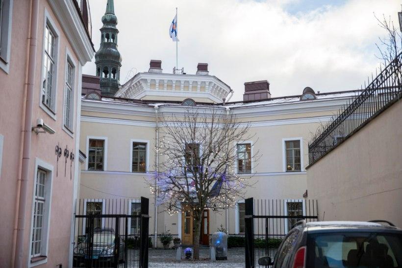 SUUR GALERII | Soome suursaadik soomepoistele: peame kaitsma meie vabadust üheskoos