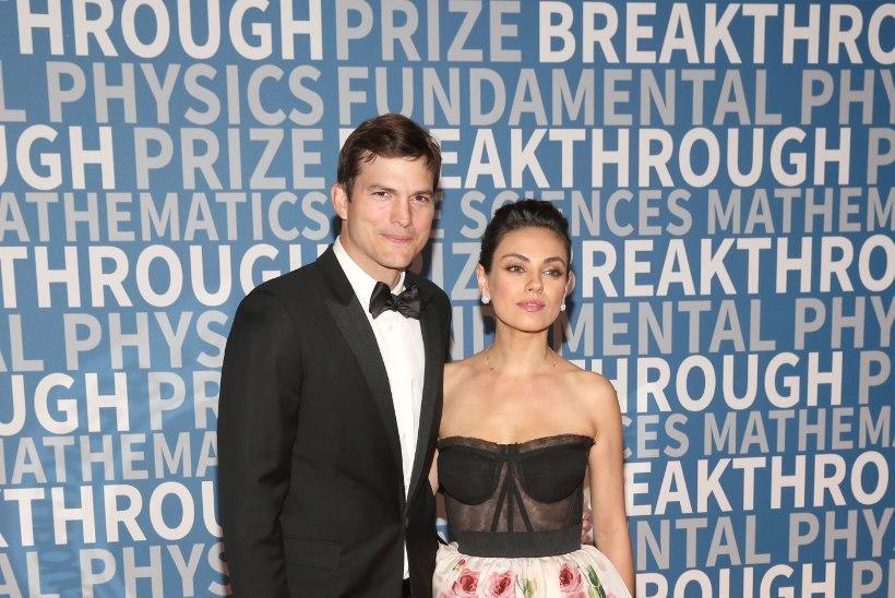 Ashton Kutcher ja Mila Kunis üle 17 aasta punavaibal jälle koos!