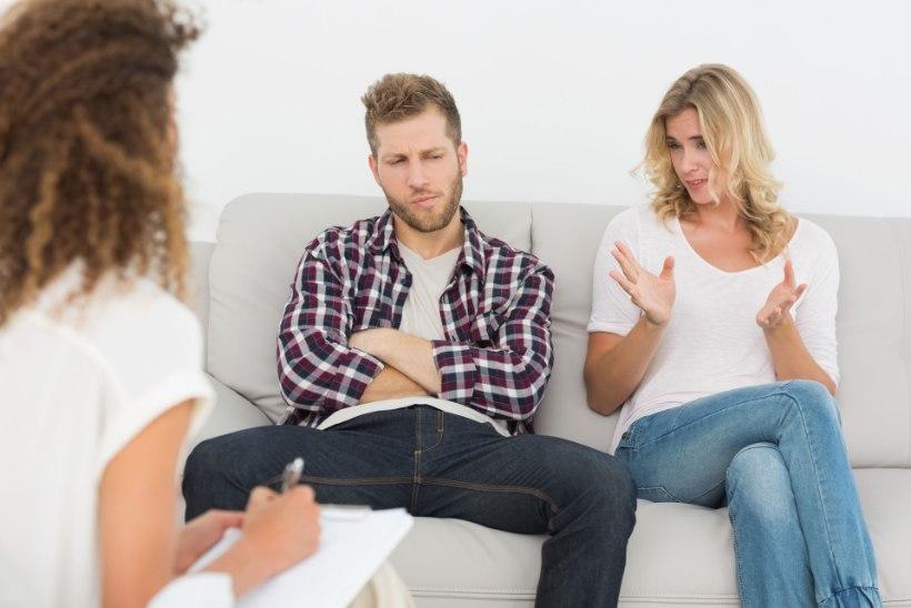 Kas paariteraapia suudab kiivakiskunud suhte päästa?