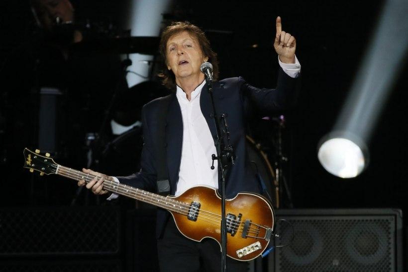 Paul McCartney näeb juba 50 aastat üht ja sama õudusunenägu