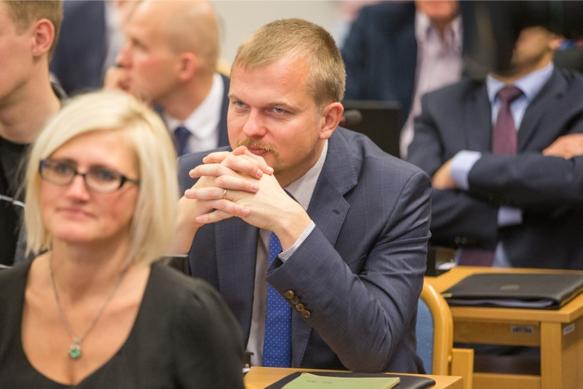 Jaak Juske jahmatus: Tallinnas on üle poolesaja avalike suhete ametniku