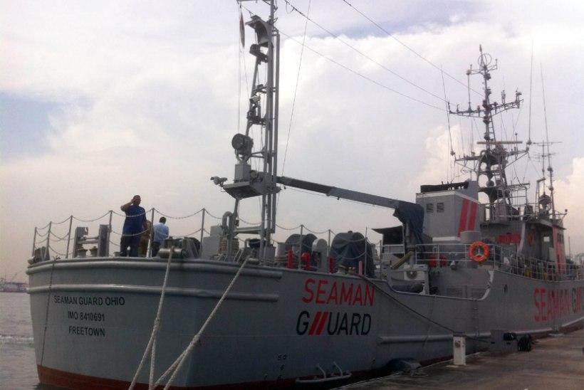Laevakaitsjate kogemus: Indias võib iga väikseimgi viga kalliks maksma minna