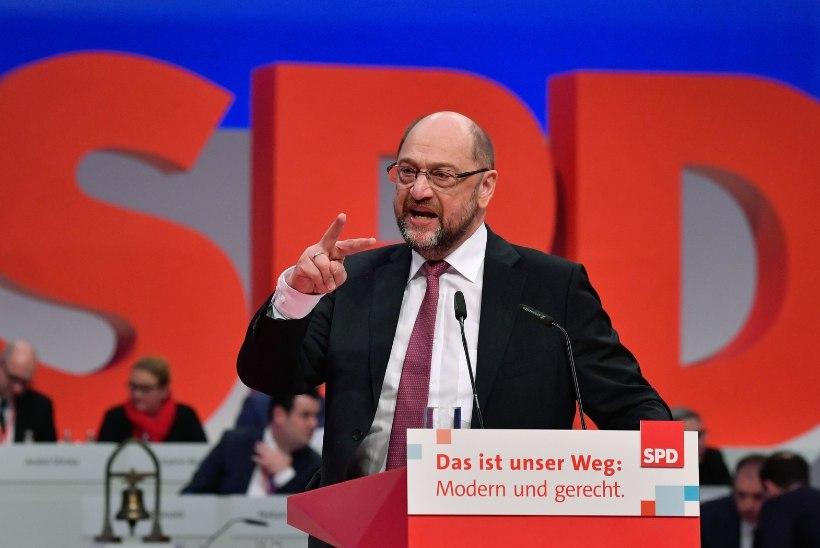 Saksamaa võtab kursi Euroopa Ühendriikidele?