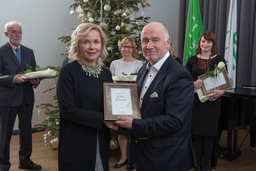 Ida-Tallinna keskhaigla aasta arst on kardioloog Tiina Uuetoa