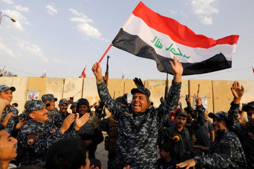 Iraak kuulutas võitluse ISISega lõppenuks