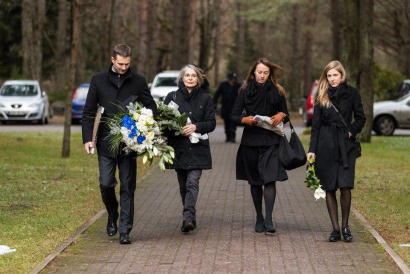 GALERII | NÄITLEJA VIIMNE TEEKOND: jää jumalaga, Hans Kaldoja!
