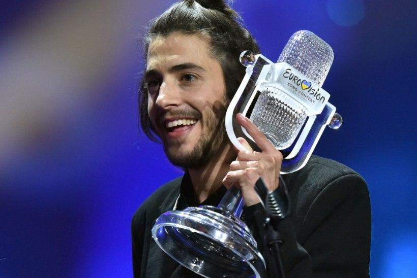 Portugali TV: Eurovisioni võitjale Salvador Sobralile siirati uus süda!