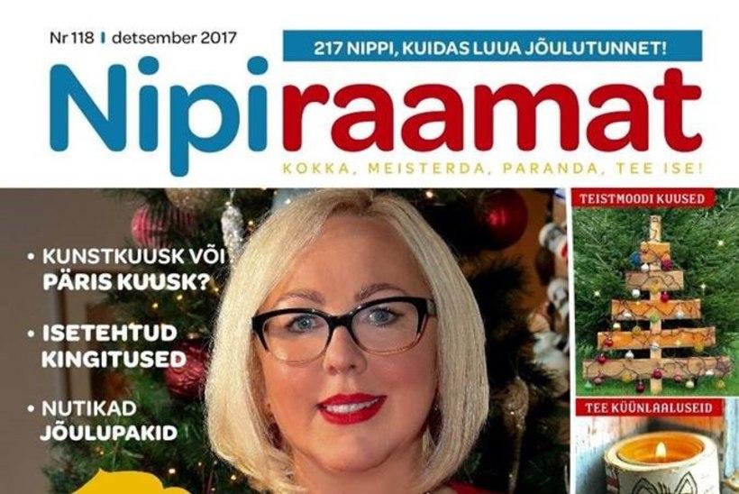 Lia Virkus õpetab värskes Nipiraamatus vaid 2,5 tunniga jõuluroogi kokkama