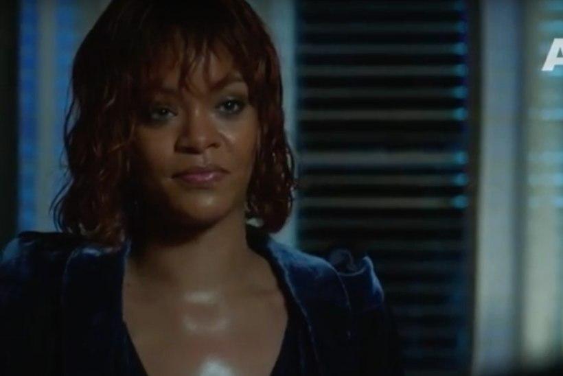 VIDEO | Poplauljatar Rihanna lööb kaasa telesarjas ning mängib klassikalist õuduskarakterit