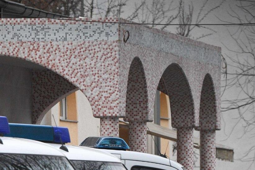 Frankfurdis vahistati ohtlik terrorist